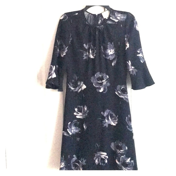 Kate Spade Navy floral dress